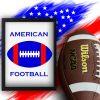 Hand Football Vector   American Football Vector   Football Vector Images   SVG EPS Football Vector Format
