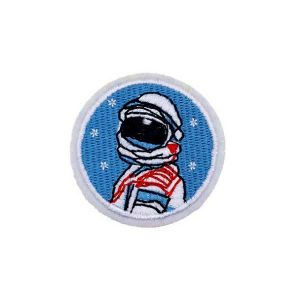 Phenomenal Space Astronaut Embroidery Patch