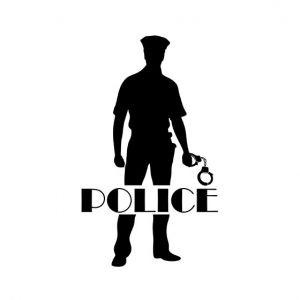Police Silhouette