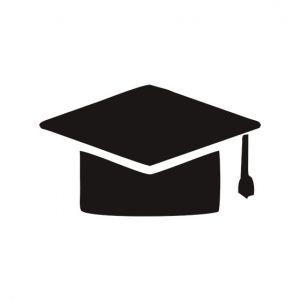 Education Silhouette