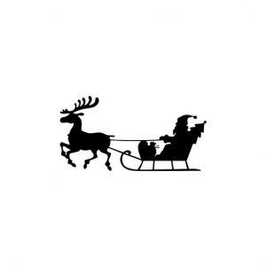Christmas Silhouette