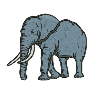 Elephant Embroidery Designs