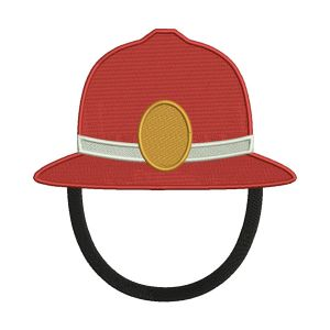 Firefighter Embroidery Designs