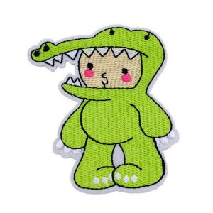 Baby and Crocodile Patch
