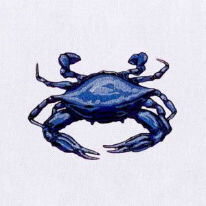 Crab Embroidery Designs