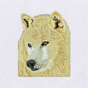 Wolf Embroidery Designs