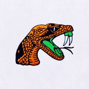 Reptile Embroidery Designs