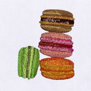 Food Embroidery Designs