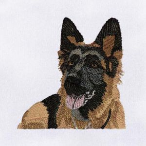 Dog Embroidery Designs