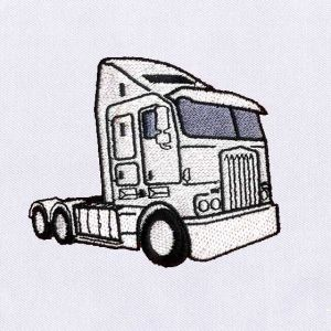 Truck Embroidery Designs