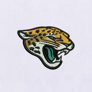 Leopard Embroidery Designs