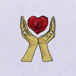 Valentine's Day Embroidery Designs