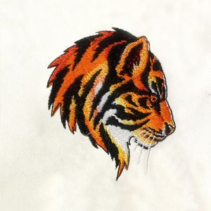 Tiger Embroidery Designs