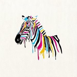 Zebra Embroidery Designs