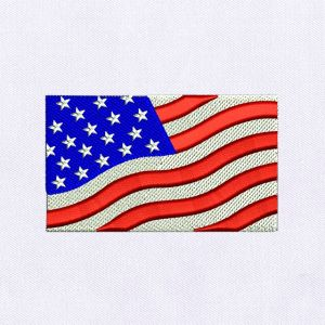 Flag Embroidery Designs