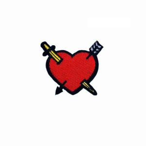 Piercing Heart Patch