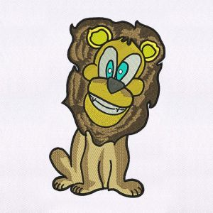 Lion Embroidery Designs