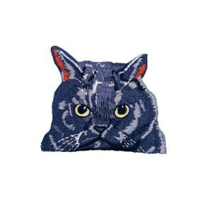 Chartreux Cat Patch