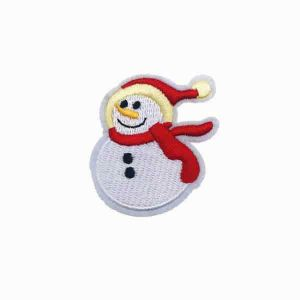Christmas Snowman Patch