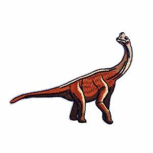 Brontosaurus Dinosaur Patch