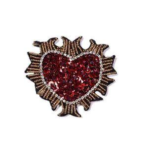 Love Symbol Bead Patch