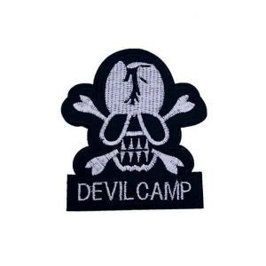 Devil Camp Skull Patch