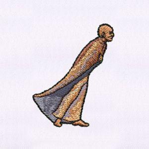 Dark Souls Priest Ignatius Embroidery Design