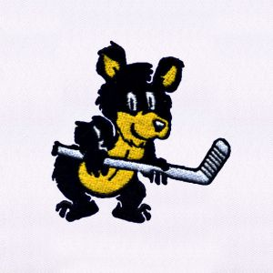 Hockey Embroidery Designs