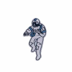 Embroidered Iron on Astronaut Patch