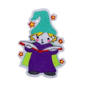 Boy Wizard Patch