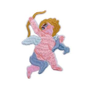 Cupid Iron on Patch