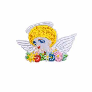 Cupid Fairy Embroidery Patch