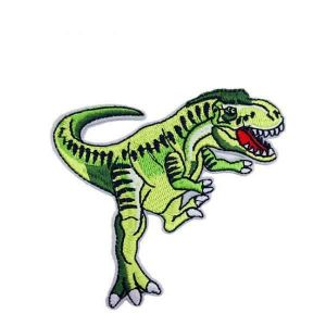Dinosaur Iron on Patch