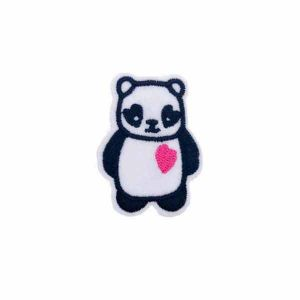 Baby Panda Embroidered Patch