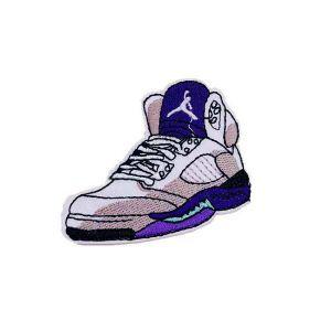 Canvas Shoe Patch