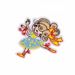 Dancing Girl Patch