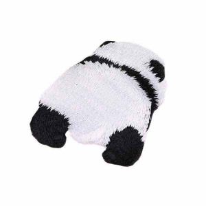 Panda From Behind Patch