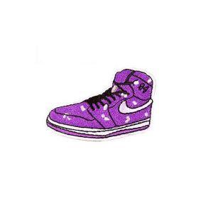 Athletic Shoe Patch