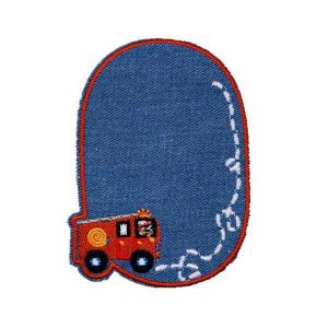 Fire Truck Patch