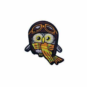 Lovely Pilot Owl Patch