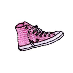 Pink Shoe Patch