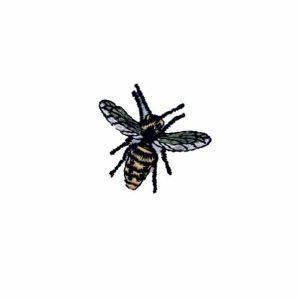 Elegant Queen Bee Patch