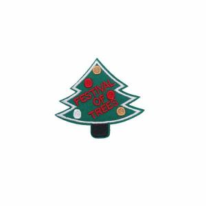 Christmas Festival Patch