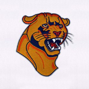 Cougar Embroidery Designs