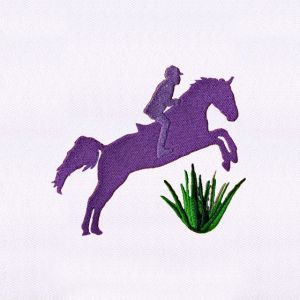 Horse Embroidery Designs