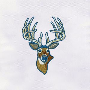 Elk Embroidery Designs