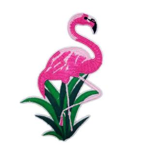 Large Flamingo Patch