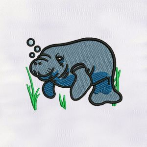 Seal Embroidery Designs