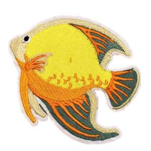 Yellow Fish Patch