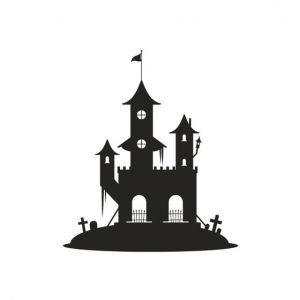 Halloween Stencil Art